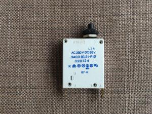 Zentro 7941 – Der original Sicherungsautomat für den Wechselspannungsausgang