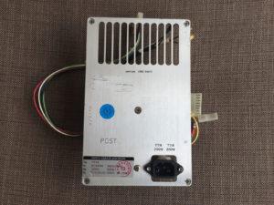 Zentro 7941 – Rückseite mit Netzbuchse