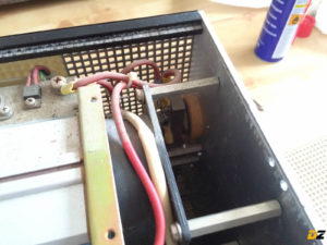 Zentro Elektrik ELA 1500 – DINSE DIX Lastbuchsen