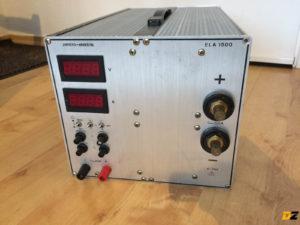 Zentro Elektrik ELA 1500 Front