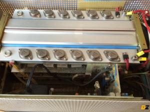 Zentro Elektrik ELA 1500 Lastaufbau