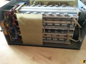 Zentro Elektrik ELA 1500 – Seitenansicht