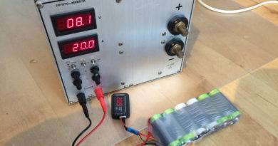 Zentro Elektrik ELA 1500 bei der Arbeit