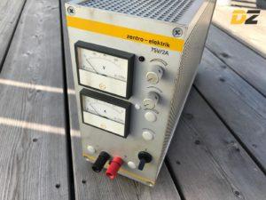 Zentro-Elektrik L75-2BA – Front