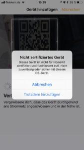 Hombridge - QR Code scannen copy