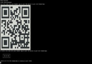 Homebridge Start - QR Code copy